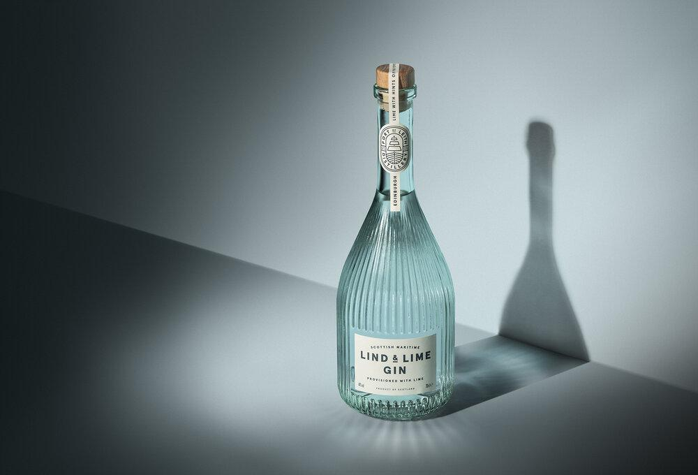 Lind & Lime Gin 70cl, Gin - Image 1