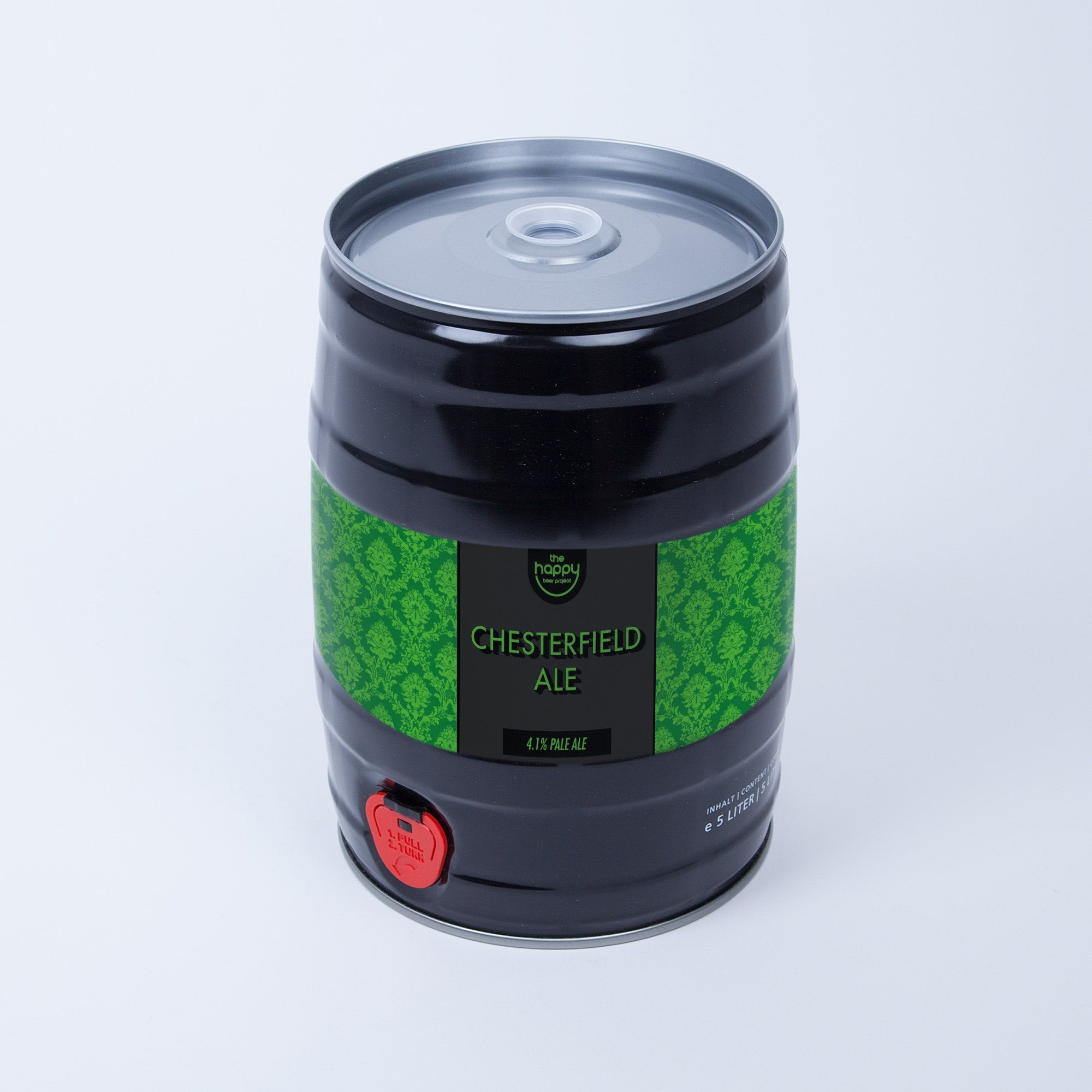 Chesterfield Ale 5L Mini Keg by  The Drink Market