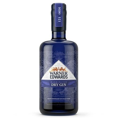 Warner's Harrington Dry Gin 70cl, Alcoholic Beverages by The Drink Market