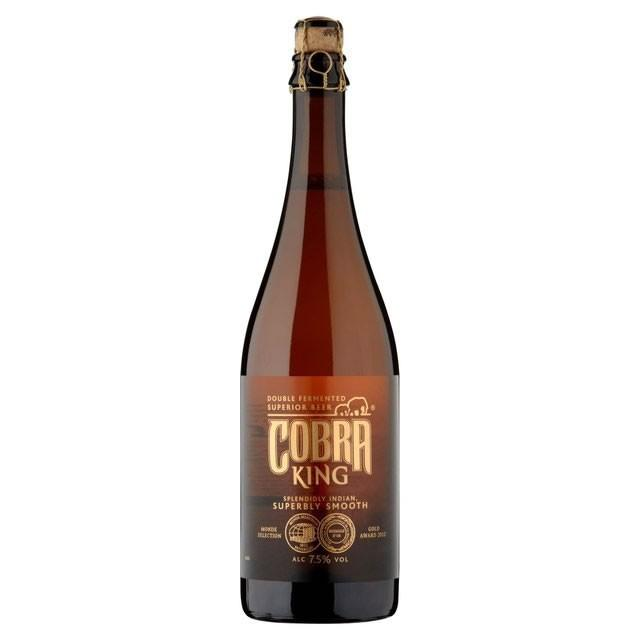 King Cobra 6 x 750ml, Beer by The Drink Market