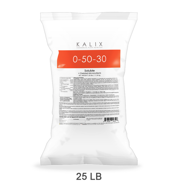 KALIX Bloom Boost 0-50-30 + Chelated Micronutrients