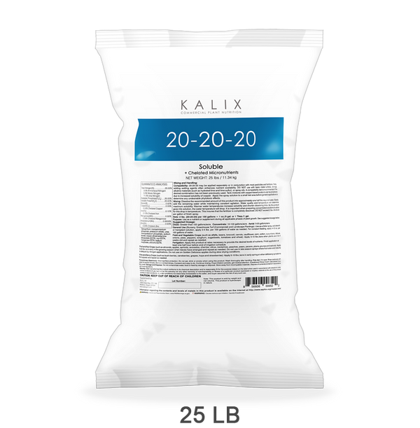 KALIX All Purpose 20-20-20 + Chelated Micronutrients