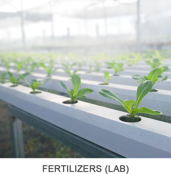 Hydroponic Fertilizer Analysis