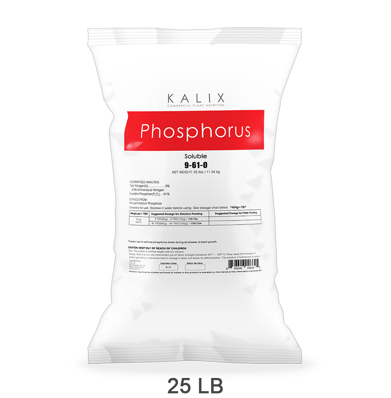 KALIX Phosphorus 12-61-0 (Soluble)
