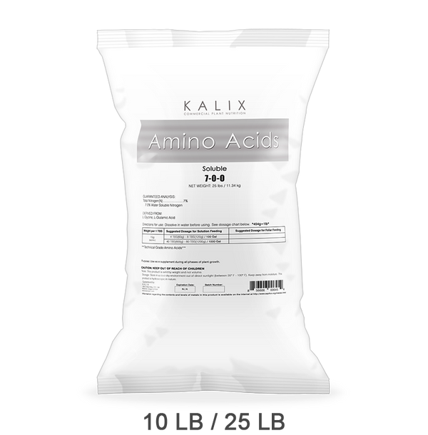 KALIX Amino Acids (Soluble + Tech Grade)