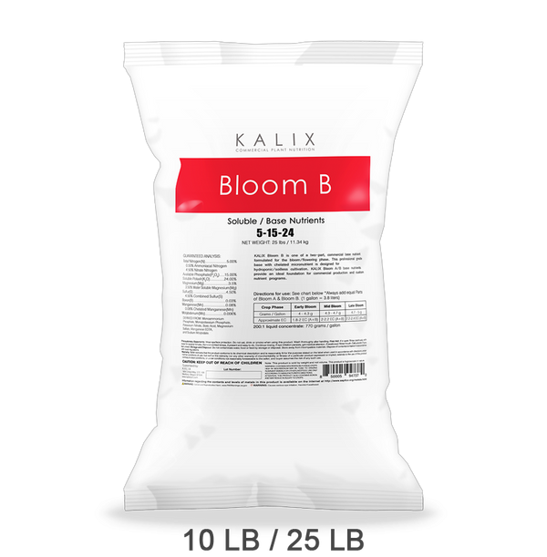 KALIX Bloom B Base Nutrient (Soluble)