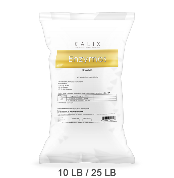 KALIX Enzymes (Soluble + Tech Grade)