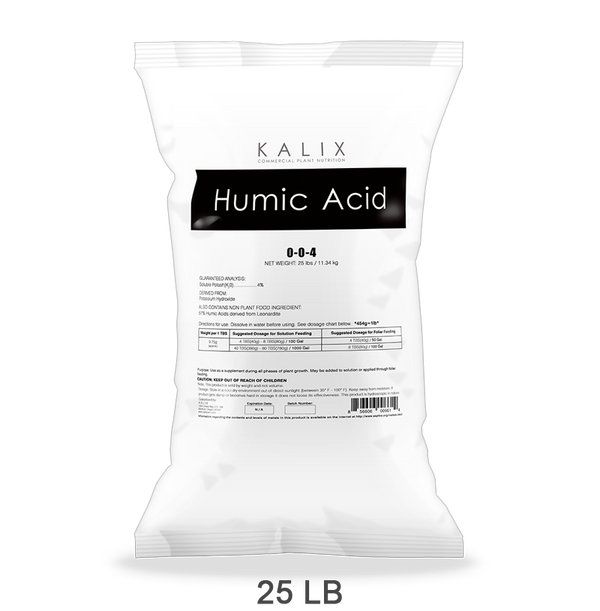KALIX Humic Acid (Soluble)