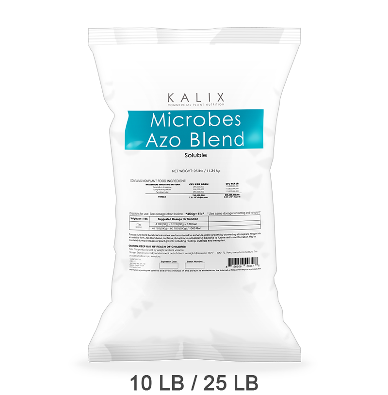 KALIX Microbes Azo Blend (Soluble)