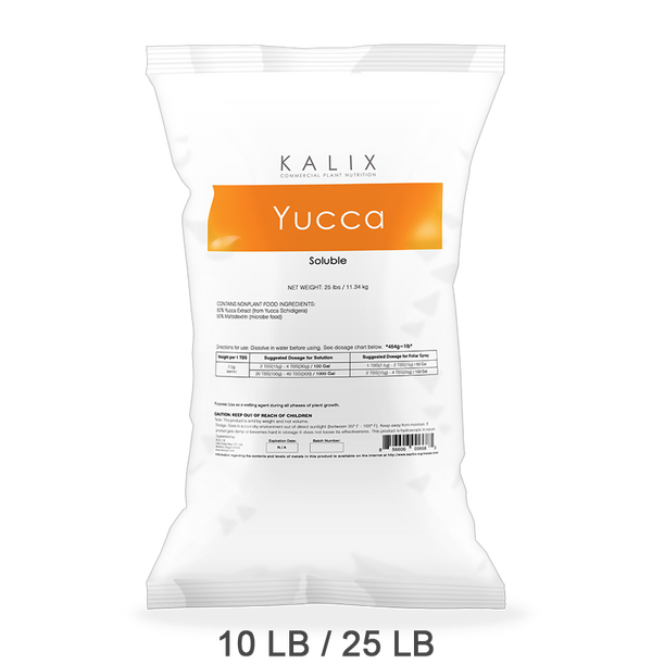 KALIX Yucca (Soluble + Food Grade)