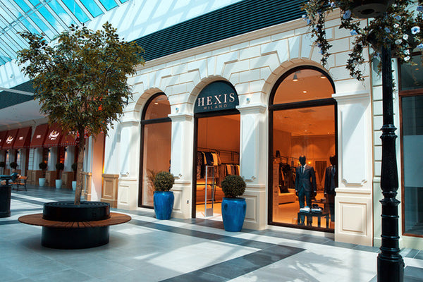 Prague official store Hexis Milano