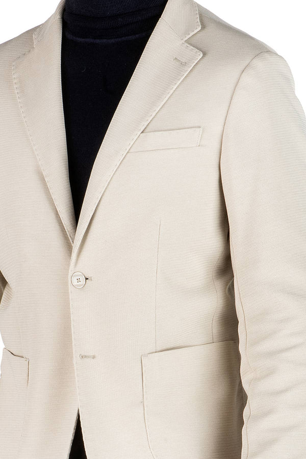 Trench Coat in Padded Stretch Nylon