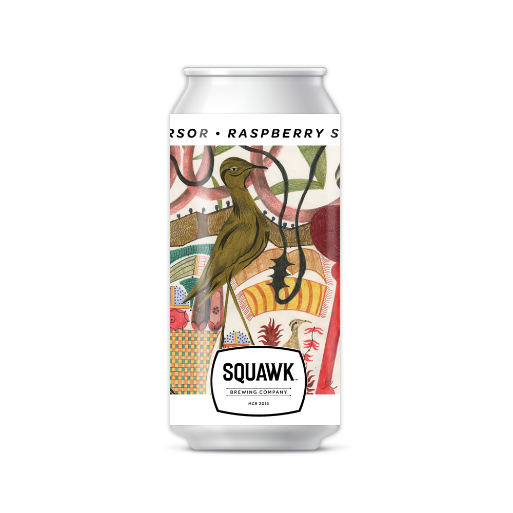 Cursor – Raspberry Sour