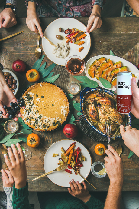 Why Pinot Noir, Chardonnay, and Thanksgiving Should go Hand in Hand
