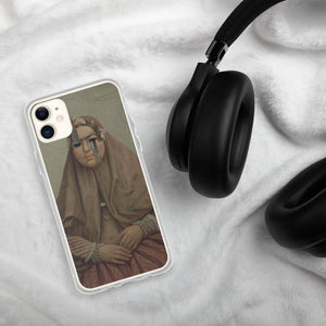 Qajari iPhone Case