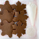 thumbnail for Gingerbread Snowflake Cookie Kit