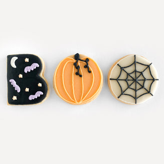 BOO! Sugar Cookie Set