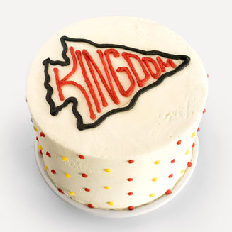 Chiefs Kingdom Cake