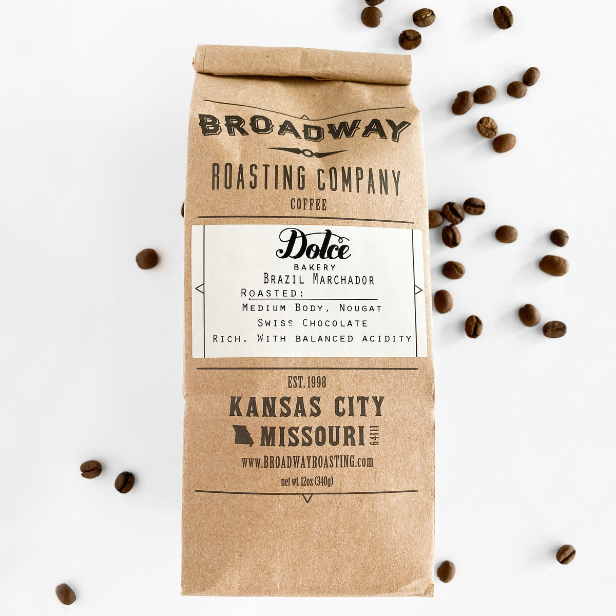 Broadway Coffee Beans