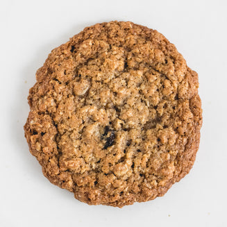Oatmeal Double Raisin Cookies