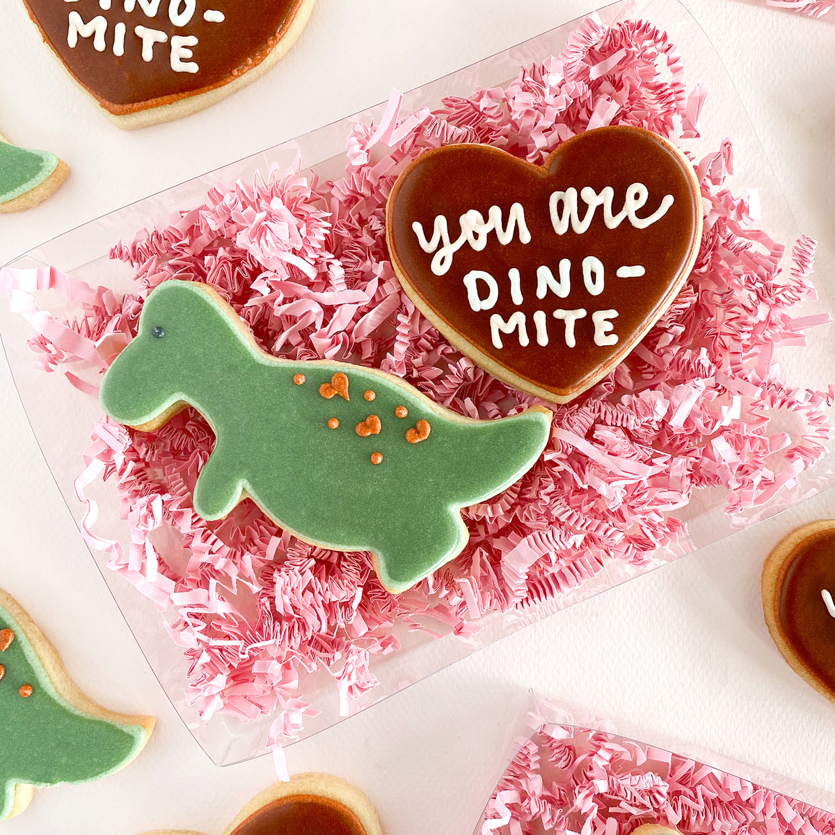 Dino-Mite Sugar Cookie Set