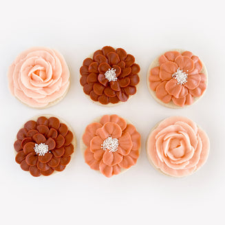 Floral Sugar Cookie Set