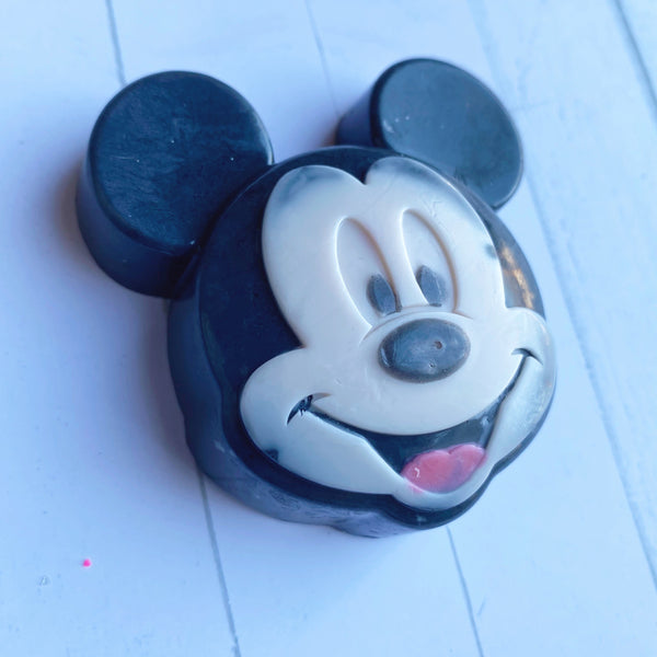 Artisan Mickey Mouse Soap