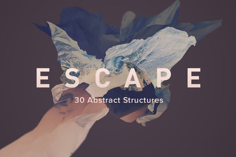 Escape Abstract Textures - Collection - RuleByArt