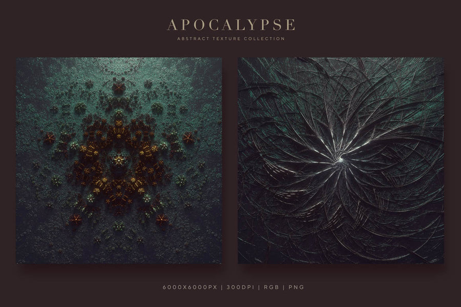 Apocalypse Abstract Textures