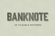 Banknote Tileable Patterns
