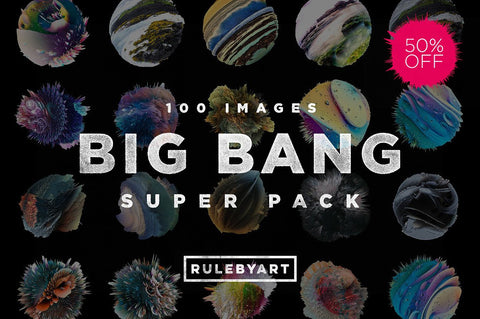 Big Bang Bundle Textures Pack