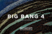 Big Bang Exploding Color Textures 4 - Collection - RuleByArt
