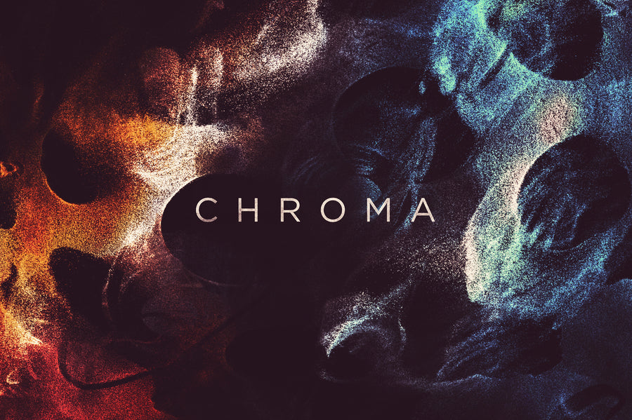 Chroma Abstract Textures - Collection - RuleByArt