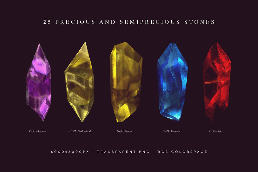 Gemstones & Crystals