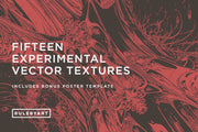 Experimental Vector Fractal Textures - Collection - RuleByArt