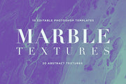 Marble Texture Templates - Collection - RuleByArt