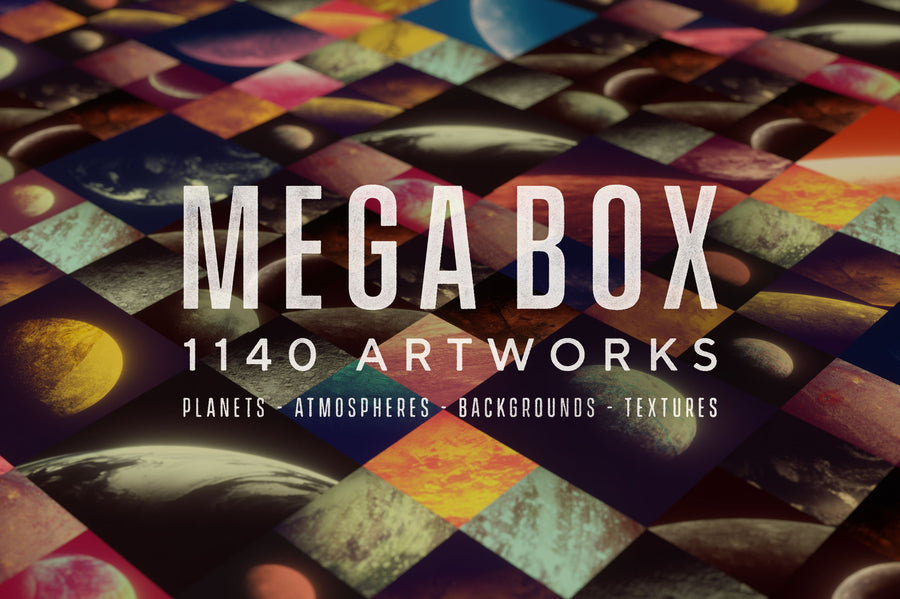 MegaBox - Collection - RuleByArt