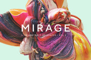 Mirage V2: 15 Abstract 3D Shapes