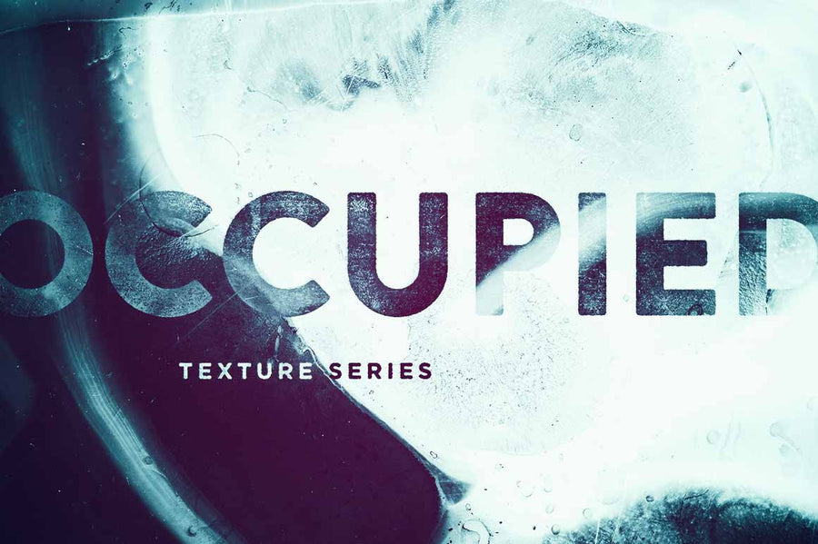 Occupied Fluid Texture Series - Collection - RuleByArt