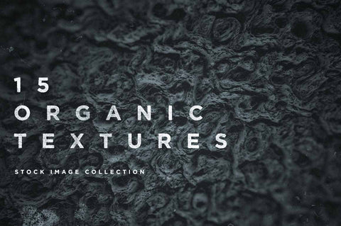 Organic Background Textures - Collection - RuleByArt