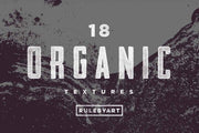 Organic Vector Textures - Collection - RuleByArt