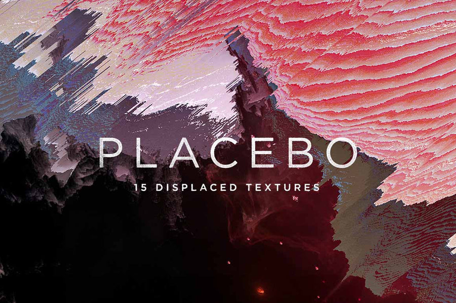 Placebo Glitch Abstract - Collection - RuleByArt