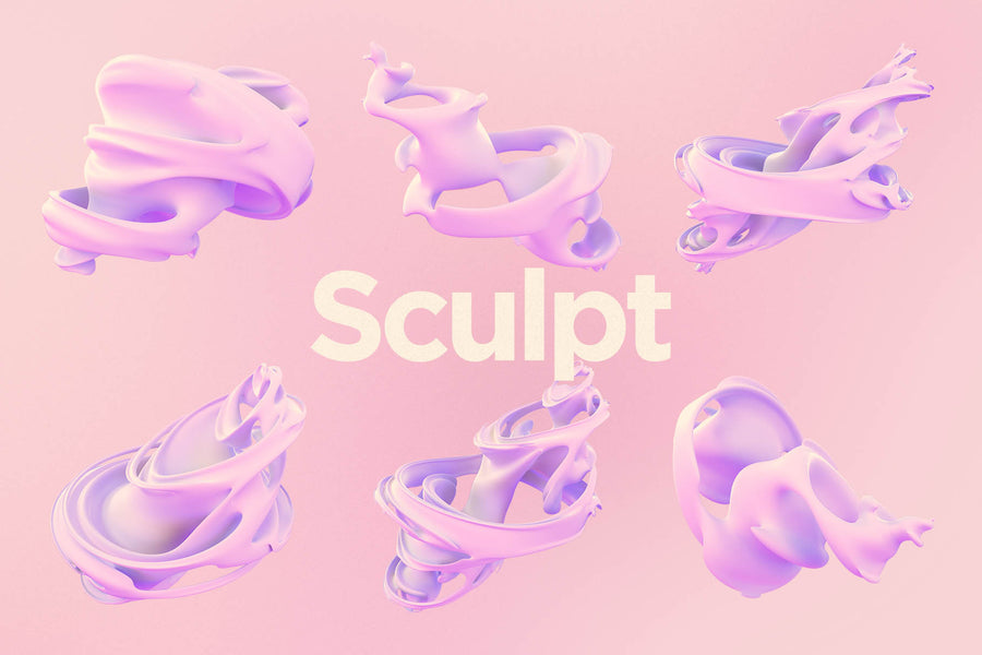 Sculpt: Silky Smooth Formations