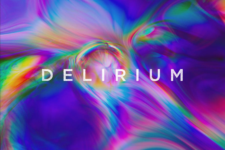 Delirium: Abstract Chromatic Aberration