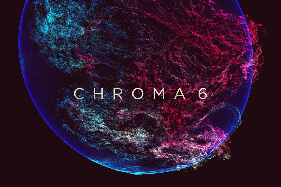 Chroma 6: Abstract Textures