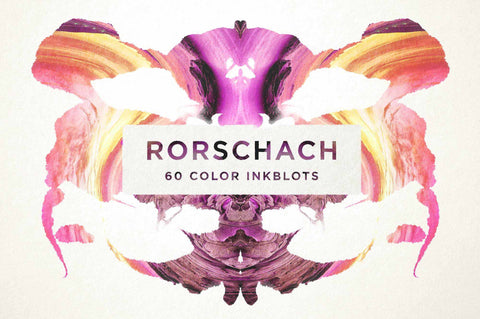 Rorschach Ink Blots - Collection - RuleByArt