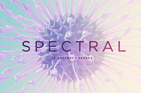 Spectral 3D Shapes - Collection - RuleByArt