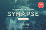 Synapse Network Background Textures