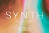 Synth Abstract Texture Backgrounds - Collection - RuleByArt