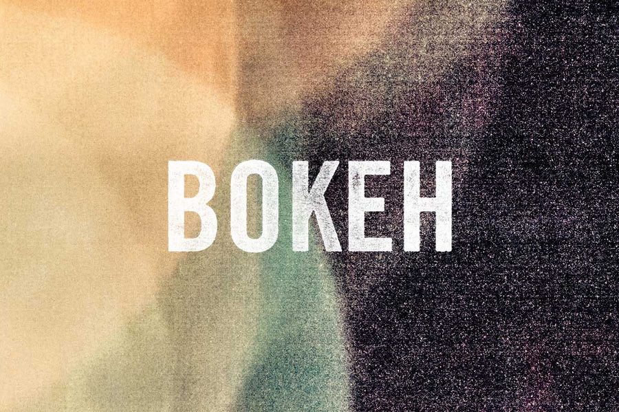 Vintage Bokeh Background Textures - Collection - RuleByArt